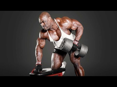 Ронни Коулмэн мотивация: никто не хочет тягать тяжелые веса