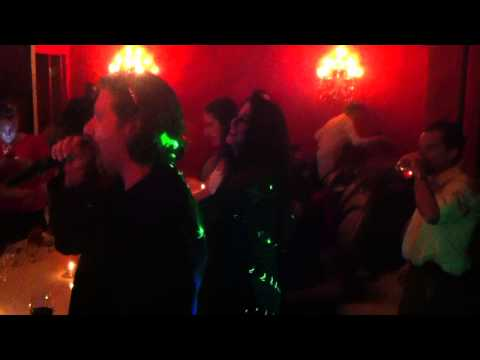 Karaoke: Reggaeton - Atrevete (Office Party @ Sugarcane Raw Bar)