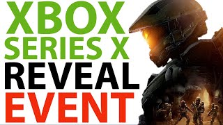 Xbox Series X REVEAL EVENT Leaked? | Will Xbox Show Next Gen Specs? | Xbox News