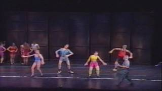A Chorus Line Part 12 of 15 Tap combination / one