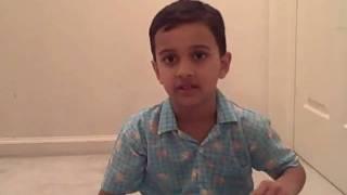 Sa Ri Ga Sa Ri Ga Ma Pa Da Ni Sa; Sa Ni Da, Sa Ni Da Pa ....Swadesh Sistla Carnatic Music # 3