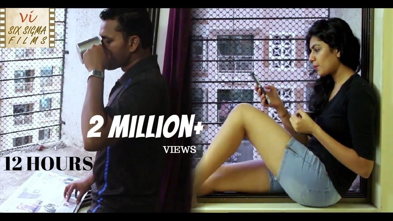 Hindi Short Film | 12 Hours - The Female Roommate | Cute Romantic Love Story | Six Sigma Films