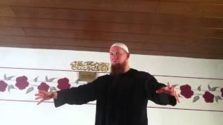 Bist du bereit für ALLAH zu leiden? Teil 1 - Pierre Vogel/ Abu Hamza