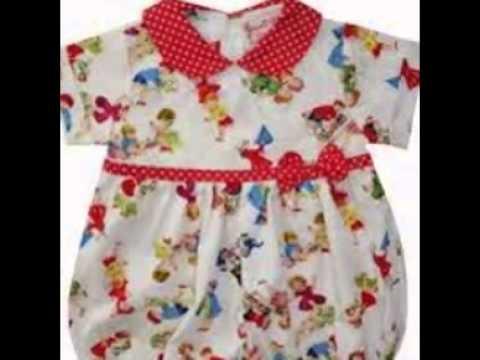 Retro Baby Clothes