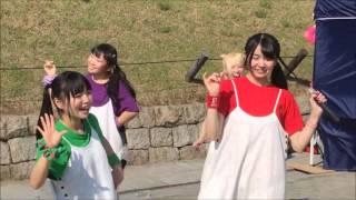 2017年5月14日 城天アイドルストリート @大阪城公演.