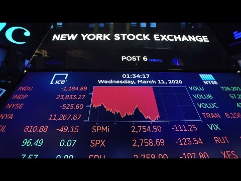 Stock Market Gyrations Signal Serious Trouble Ahead