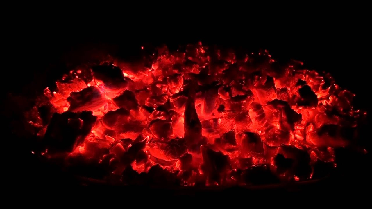 Firepit Hot Coals - Free Creative Commons Motion -9548