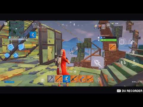Having A Free For All In Fortnite Creative