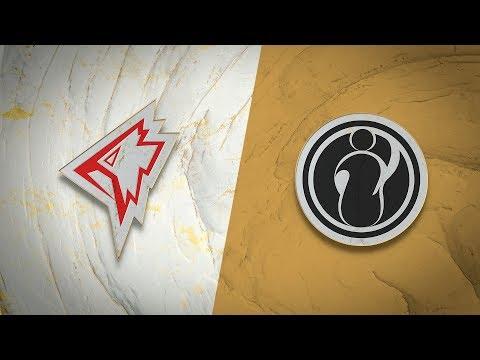 Griffin vs Invictus Gaming vod