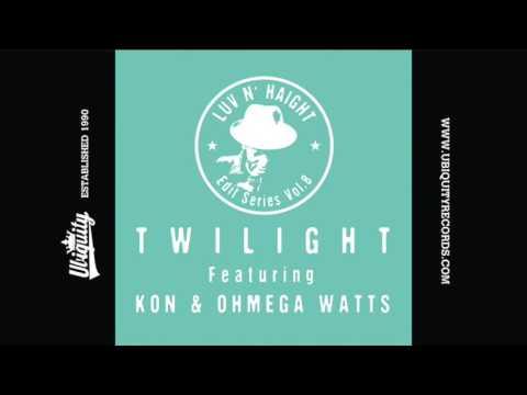 Twilight Featuring Kon & Ohmega Watts: Play My Game Ohmega Watts 1990 Mix