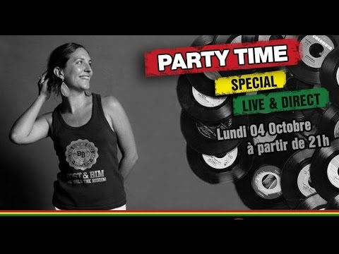Party Time XTRA Show strictly Fresh selection by sista Cheeka 05 OCT 2015