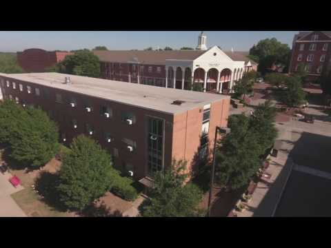 Morehouse College Aerial Tribute