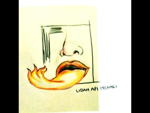 CaturHD - Lidah Api Menari (cover) | Original Song by Adrian Adioetomo