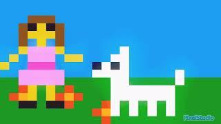 Короткий мультик про собаку 🐶🐕🐶