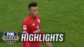 Video Gol Pertandingan Borussia Monchengladbach vs Mainz FC