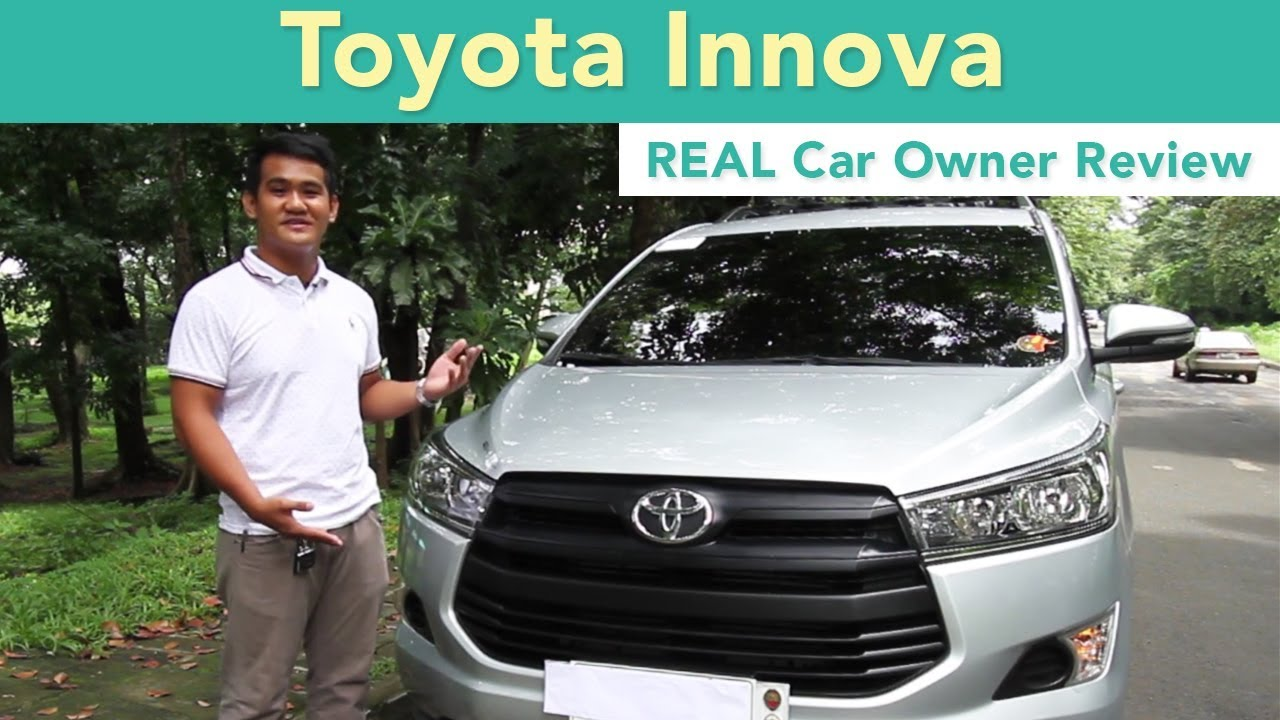 2017 Toyota Innova (REAL Car Owner Review)