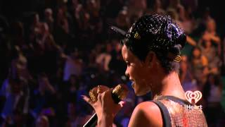 1080p rihanna live at iheartradio festival 2012 las vegas 21 09 2012 full hd