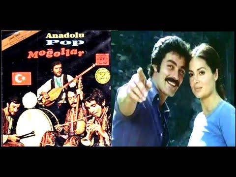 MOGOLLAR - 1971 - 1977 - YESILCAM FULL ALBUM FILM MÜZIKLERI