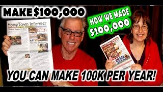 Looking for a proven business opportunity? i am successful newspaper publisher oriented partners to start their own newspapers in thei...