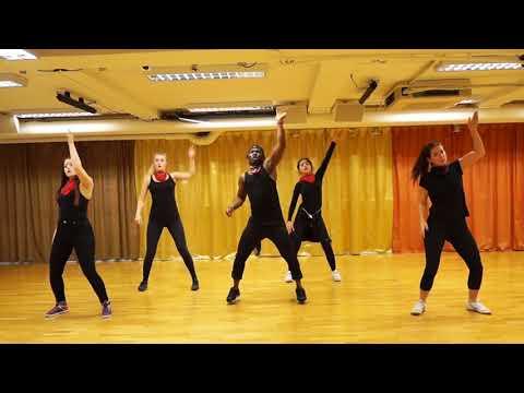 Shoot Ova - Dance Move. SickInHead & Dance Students 2018.
