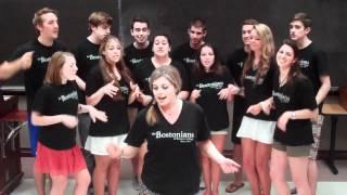 """""""Domino"""" A Cappella -- The Bostonians of Boston College"""