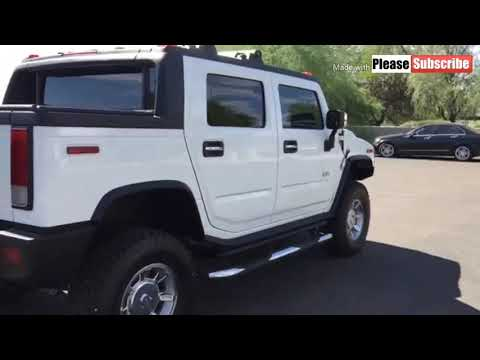 2020 Hummer Pickup the most beautiful pickup truck ever Review