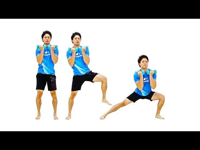 【脚痩せ】脂質と糖質の摂り過ぎでも筋肉太りせずモデル脚になる筋トレ!