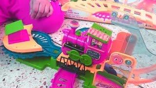 Funny Train for Kids - trains for children - train for kids - train videos - trains for kids