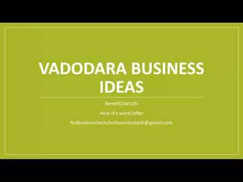 #ncibusinesstech #gujratibusinessideas #recurringbusinessideas #businessadv Vadodara Business Ideas
