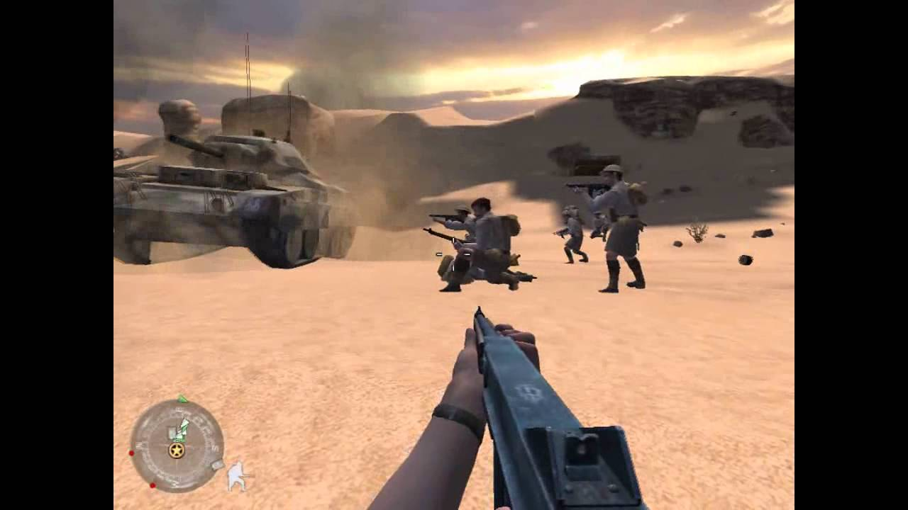 Download Let's Play - Call of Duty 2 - Episode 9 - Operation Supercharge - PC