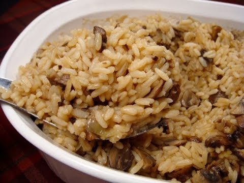 RICE WITH ONIONS
