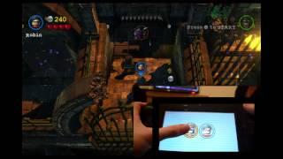 LEGO Batman 2 Wii U Differences