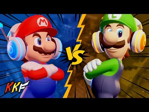Versus Mode: Nowhere to Hide (2 Player) - Mario + Rabbids Kingdom Battle