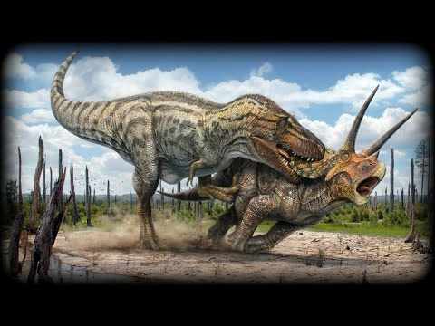 Dinosaurs Unearthed - Triceratops
