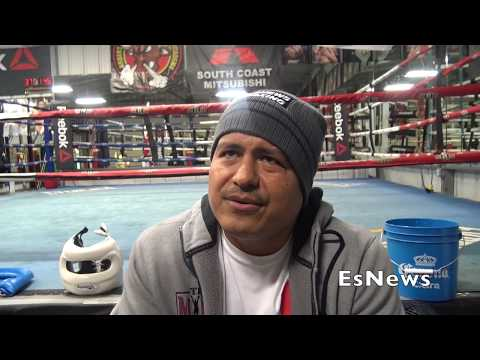 "[Must See] Robert Garcia Respond To De La Hoya ""Mikey Under-Promoted"" Tweet EsNews Boxing"