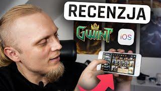 █▬█ █ ▀█▀ GWINT na iOS! - Recenzja