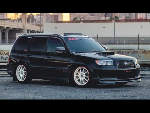 Modified Subaru Forester XT - One Take - YouTube