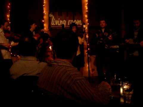 Punch Brothers - Bach Cover (P-Bingo Night #2)
