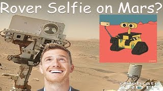 NASA's Curiosity Rover Takes a Stunning Selfie from Mars!?!