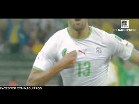 Algeria Best Moments World Cup 2014 ● أفضل لحظات الجزائر في المونديال