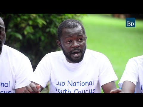 National Caucus of Luo Youth opposes boycott calls by Nasa