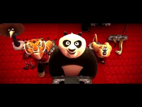 Kung Fu Panda - Diddley Dee