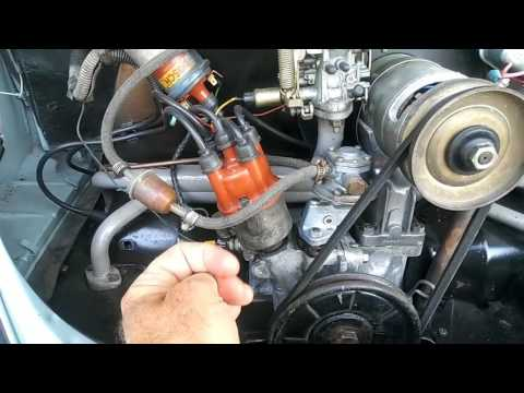 VW Bug how to prevent engine overheating