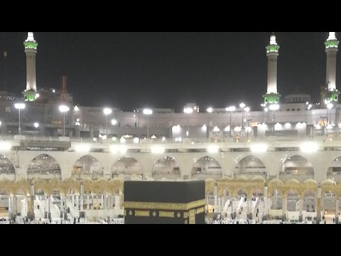 The Ka'bah In Makkah