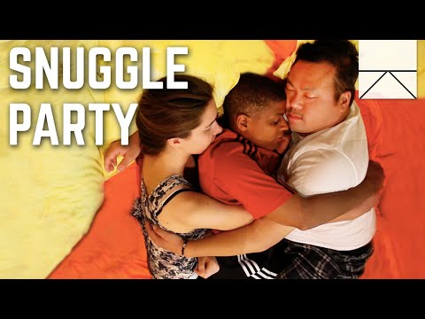 What Really Happens At A Snuggle Party?