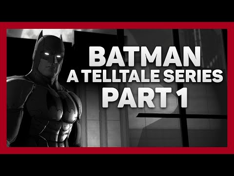 Batman: Telltale Series | Part 1 | Shadows Edition