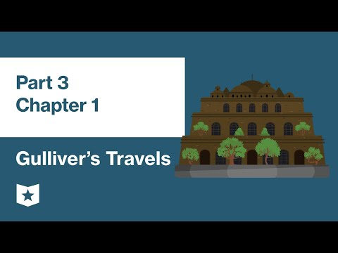 Gulliver's Travels by Jonathan Swift | Part 3, Chapter 1
