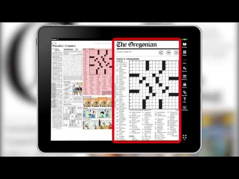 How to print puzzles and more from The Oregonian