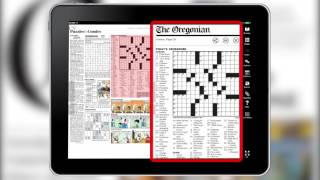 How to print puzzles and more from The Oregonian's digital edition