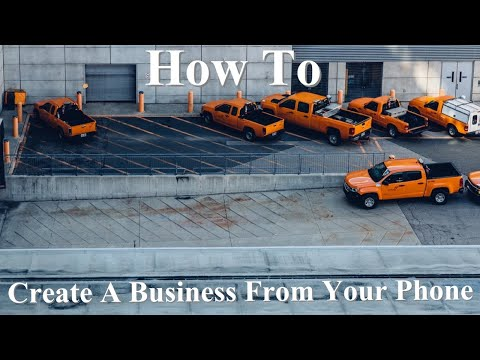 How To Create A Business From Your Phone -  A Roadside Assistance And Towing Business